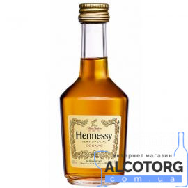 Коньяк Хеннессі ВС, Hennessy VS 0,05 л.
