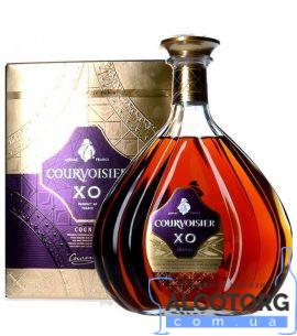 Коньяк Курвуазьє XO в коробці, Courvoisier XO 0,7 л.