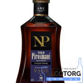 Коньяк Ніко Піросмані ВСОП, Niko Pirosmani VSOP 0,5 л.