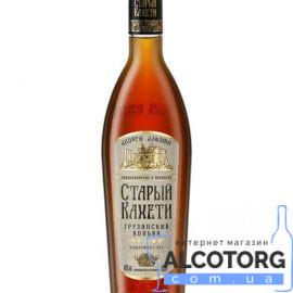 Коньяк Старый Кахети 5 звезды, Old Kakheti 5 Years Old 0,5 л.