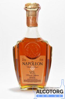 Коньяк Наполеон 3 зірки, Napoleon 3* 0,5 л.