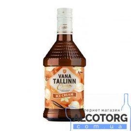 Ликер Старый Таллинн Айс Крем, Vana Tallinn Ice Cream 0,5 л.