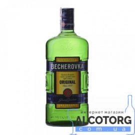 Настоянка Бехеровка, Becherovka 0,5 л.