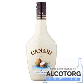 Лікер Канарі Кокосове Молоко, Canari Coconut Milk 0,35 л.
