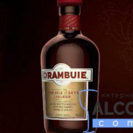 Лікер Драмбуі, Drambuie 0,7 л.