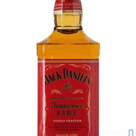 Віскі-Лікер Джек Деніелс Теннессі Фаєр, Jack Daniel's Tennessee Fire 0,5 л.
