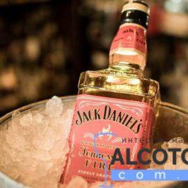 Віскі-Лікер Джек Деніелс Теннессі Фаєр, Jack Daniel's Tennessee Fire 1 л.