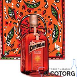 Лікер Куантро Блад Оранж, Cointreau Blood Orange 0,7 л.