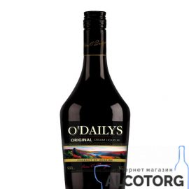 Лікер О`Дейліс Оріджинал, O'Dailys Original 0,5 л.