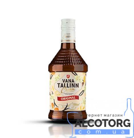 Лікер Старий Таллінн, Vana Tallinn 0,5 л.