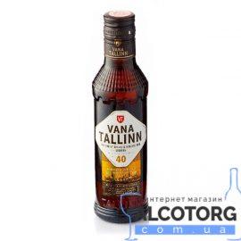 Ликер Старый Таллинн Ориджинал, Vana Tallinn Original 0,2 л.