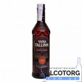 Лікер Старий Таллінн 50%, Vana Tallinn 0,5 л.