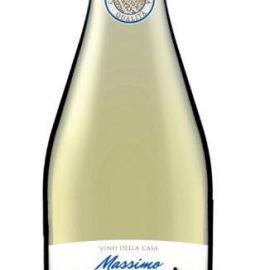 Вино Массімо Верді Бьянко біле напівсолодке, 1 л.