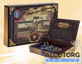 Коробка Цукерок Дубенський Замок Аметист 0,5 кг.