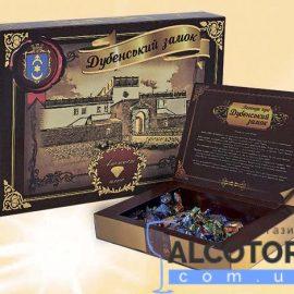 Коробка Цукерок Дубенський Замок 0