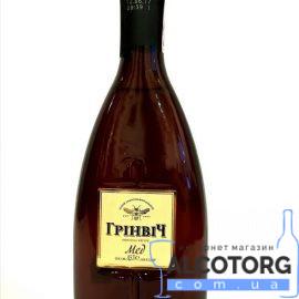 Напиток крепкий алкогольный Гринвич Мед 0,5 л.