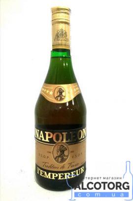 Бренді Наполеон Імператор 40%, Napoleon 0,7 л.