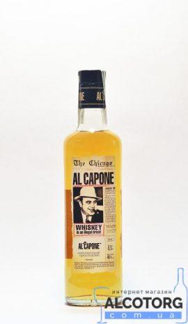 Напій алкогольний Односолодовий Аль Капоне, Al Capone 0,5 л.