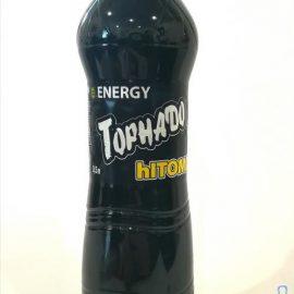 Напій енергетичний безалкогольний Торнадо Гуава + Лайм 0,5 л.