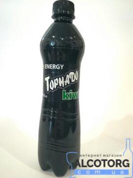 Напій енергетик безалкогольний ТОРНАДО Киви 0