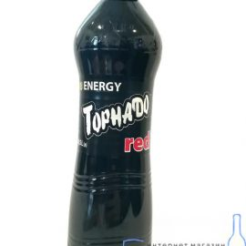 Напій енергетчний безалкогольний Торнадо Ред 0,5 л.