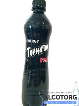 Напій енергетик безалкогольний ТОРНАДО Ред 0