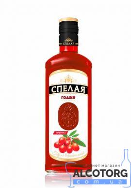 Напій плодово ягідний Спелая Годжі Елітна 0,5 л.