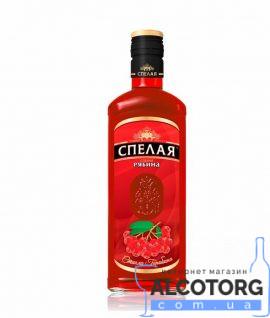 Напій плодово-ягідний Спелая Горобина Елітна 0,5 л.