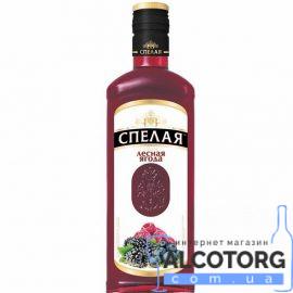 Напій плодово ягідний Спелая Лісова Ягода Елітна 0,5 л.