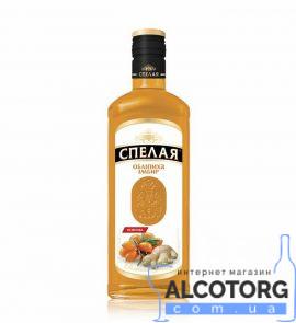 Напій плодово-ягідний Спелая Обліпиха Імбир Елітна 0,5 л.