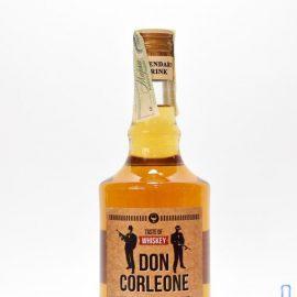 Напій алкогольний зі смаком віскі Карамельний Don Corleone0,5 л. | Напиток алкогольный со вкусом виски Карамельный Don Corleone 0,5 л.