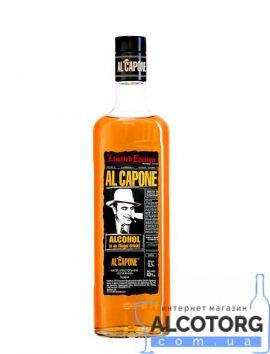 Напій алкогольний Купажний Аль Капоне, Al Capone 0,5 л.