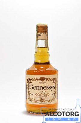 Напій алкогольний зі смаком коньяку Gennessys Напиток алкогольный со смаком коньяка Gennessys alcotorg.com.ua