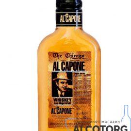 Напій алкогольний витриманий Аль Капоне, Al Capone 0,2 л.