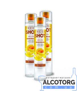 Настоянка Фреш Шот Диня, Fresh Shot Melon 0,375 л.