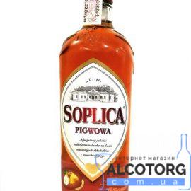 Настоянка Сопліца Айва, Soplica Pigwowa 0,5 л.