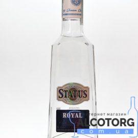 Горілка Статус Роял, Status Royal 0,5 л.