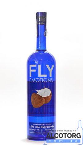 Горілка Флай Кокос, Fly Emotions 1 Л.
