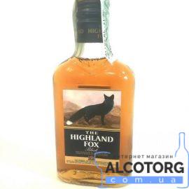 Настоянка Хайленд Фокс Блек, The Highland Fox Black 0,25 Л.