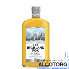 Настоянка Хайленд Фокс Уайт Хані, The Highland Fox White Honey 0,25 л.