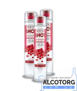 Настойка Фреш Шот Клюква, Fresh Shot Cranberry 0,5 Л.
