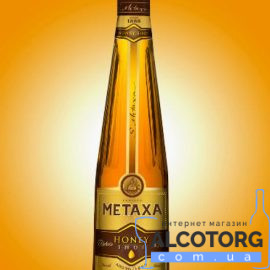 Бренді Метакса Хані Шот, Metaxa Honey Shot 0,7 л.