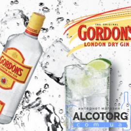 Джин Гордонс, Gordon's 1 л.