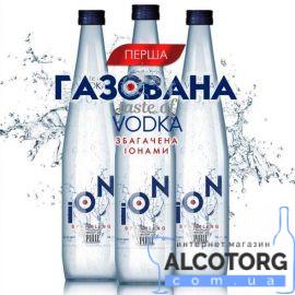 Газована горілка ІОН Спарклінг, ION Sparkling Vodka 0,5 л.
