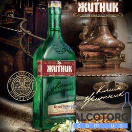 Горілка Др Житник Крафтова 0,5 л.