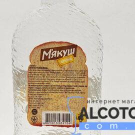 Горілка М'якуш Традиційний Болград 0,37 л.