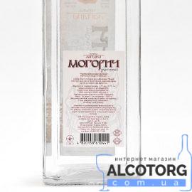 Горілка Український Могорич Класична 0,25 л.
