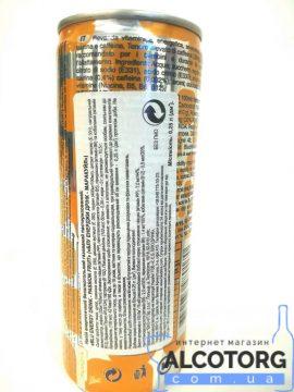 Напій енергетичний BLU ENERGY DRINK-PASSIONFRUIT 0,25 л.