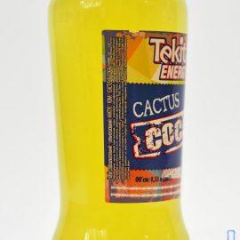 Напій слабоалкогольний Tekita Energy Cactus Coca