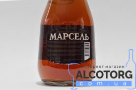Настоянка Марсель Чорний Дуб 0,5 л.